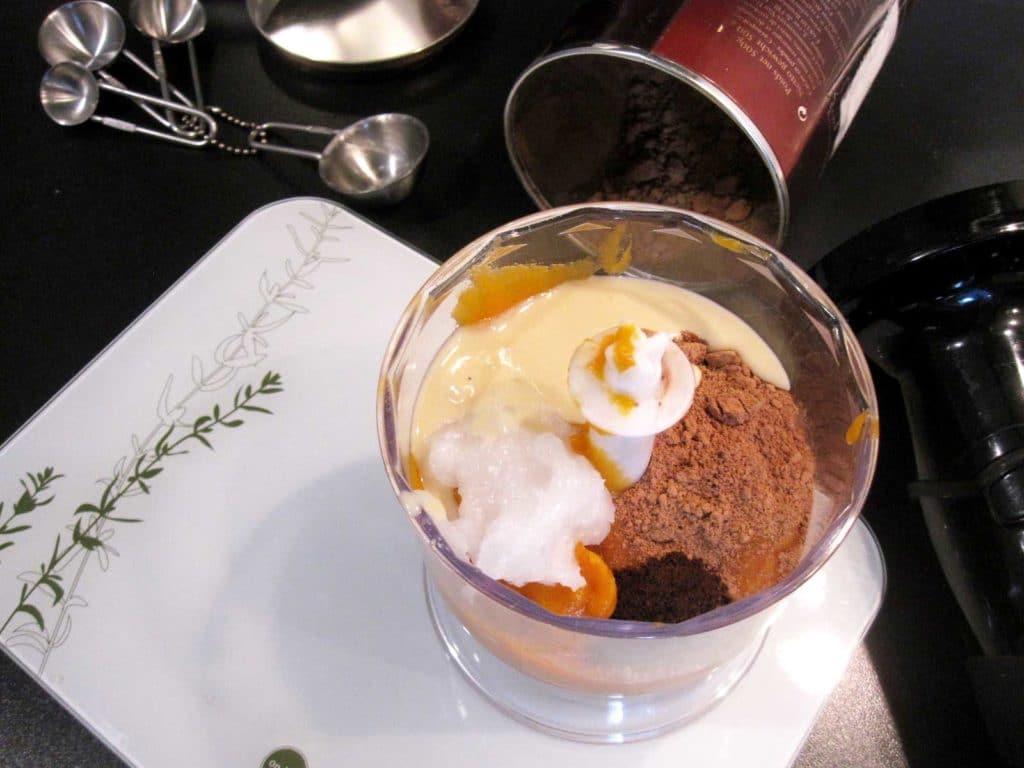 Schoko-Creme Dessert