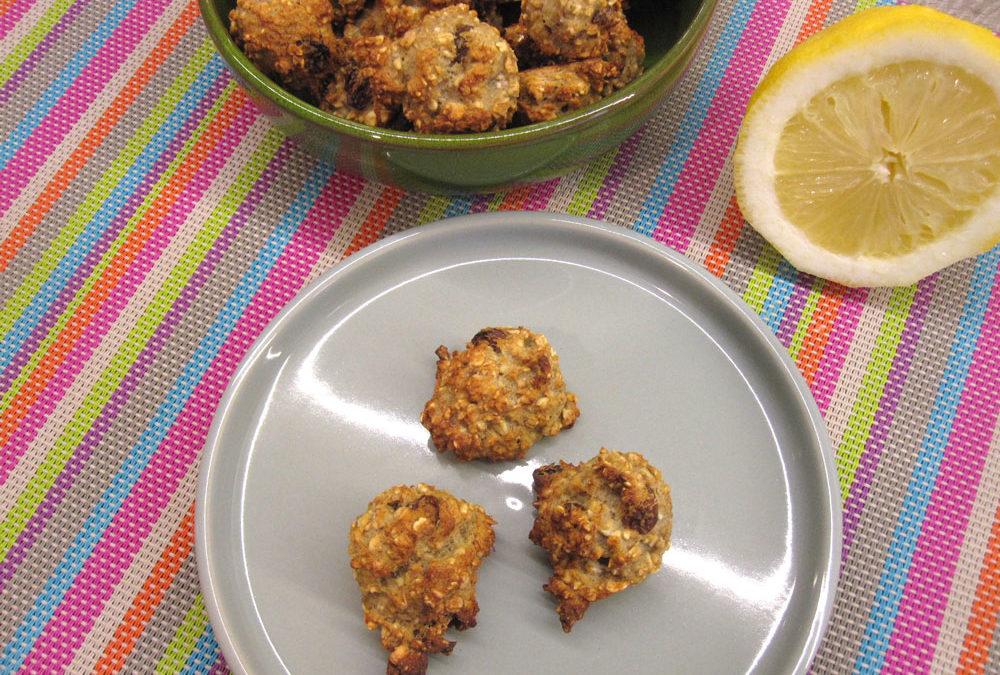 Kekse zuckerfrei, vegan und mit verstecktem Gemüse