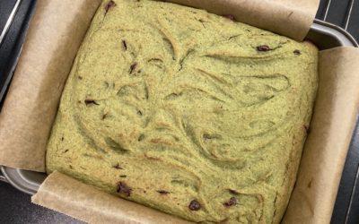 Greenies und Brownies – Kuchen und Lebkuchen mit versteckten Erbsen