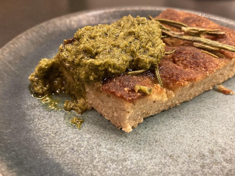Focaccia – glutenfrei und lowcarb